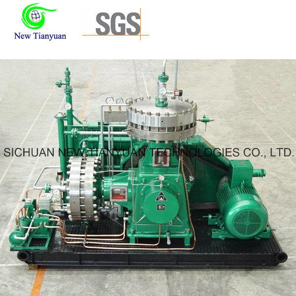 Large Displacement Neon Gas Diaphragm Compressor
