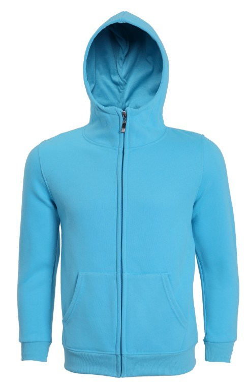 Sweater Zipper up Hoodies with Cashmere