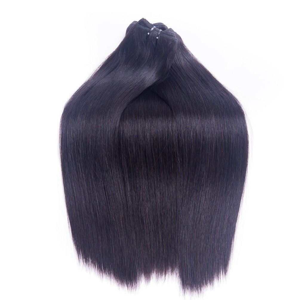 8A Remy Brazilian Hair 24 Inch Human Hair Weave Extension