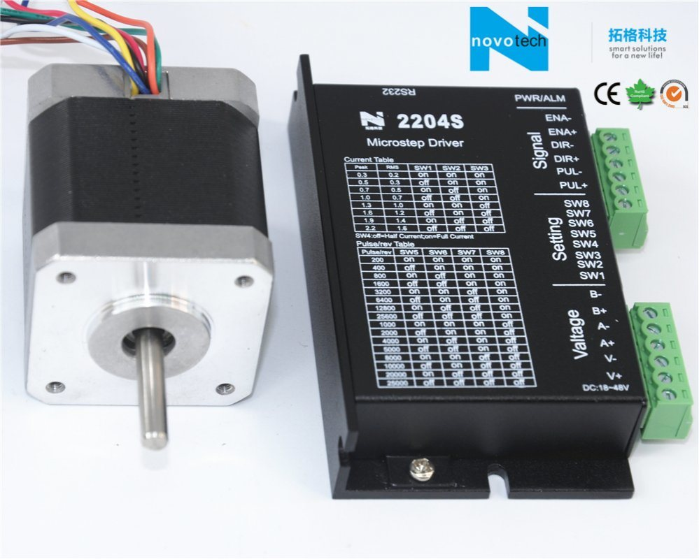 NEMA 17 Stepper Motor for Robotic