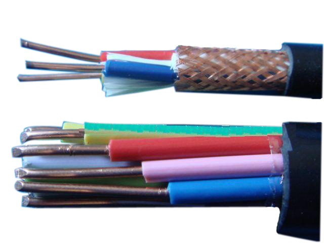 450/750V 5 Cores 0.75mm2 1mm2 2.5mm2 4mm2 6mm2 5 Core PVC Control Cable