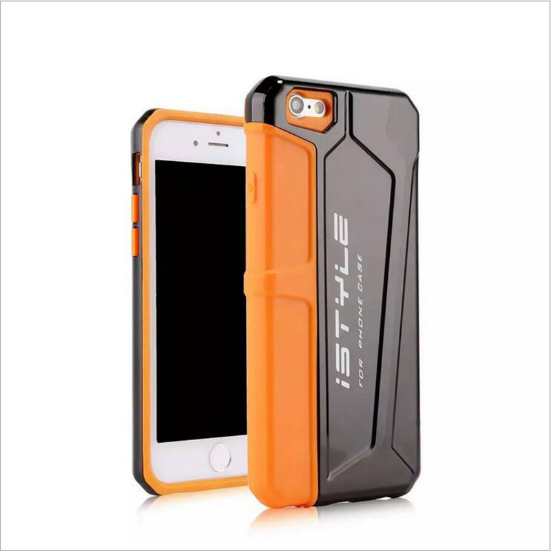 iPhone 6s Plus Bright 2 in 1 Cell Phone Accessories iPhone Case 7s 7plus Hard Protective Shell (XSEH-022)