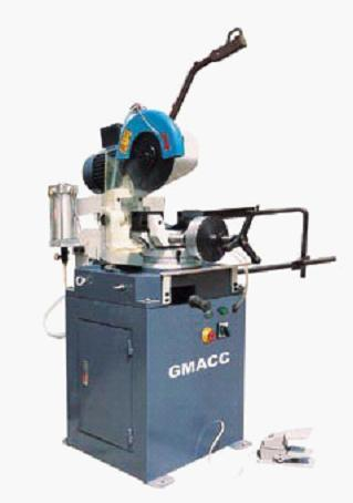 Metal Disk Saw Machine (Asian Type) Semi-Auto Air-Operated GM-315A