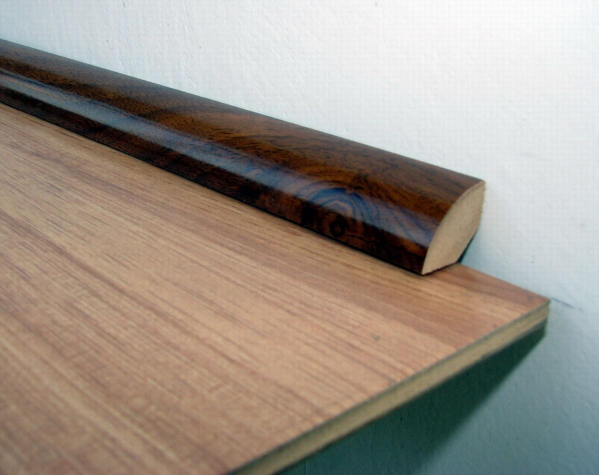 Quarter Round Skirting for Laminate Flooring