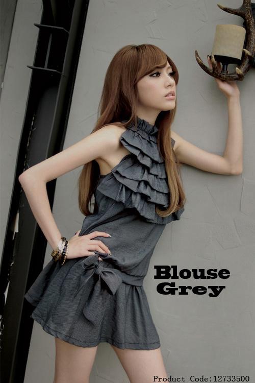 My New Blog Korean Cuttie Girl With Fashion Dress
