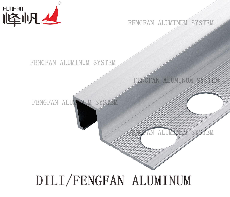 Build Material Box Edge Tile Trim