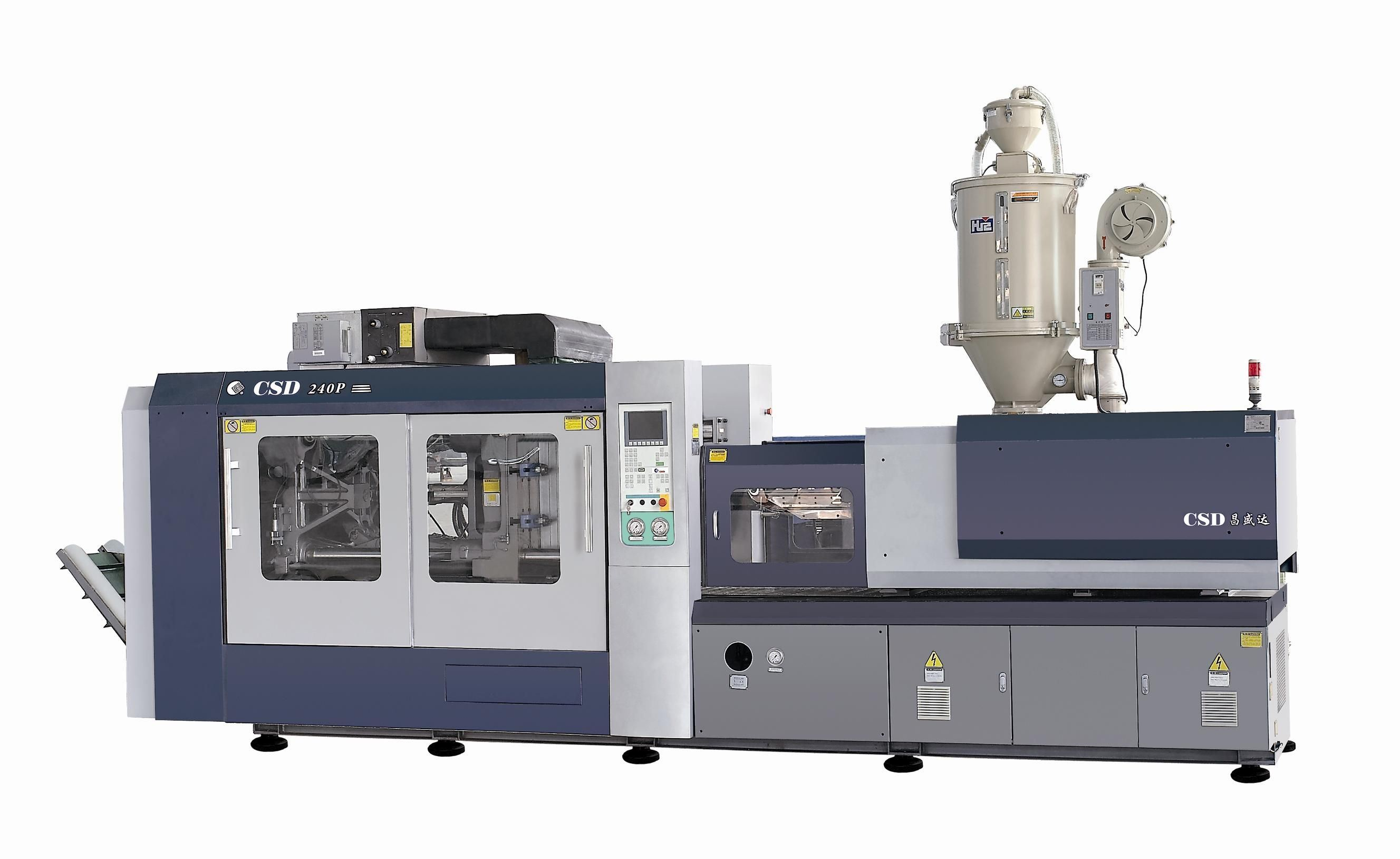 molding injection machine