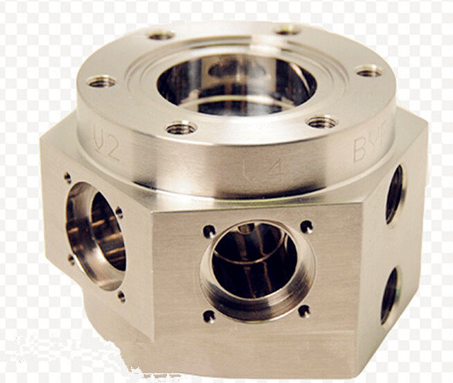 ISO 9001 CNC Machined Metal Auto Parts