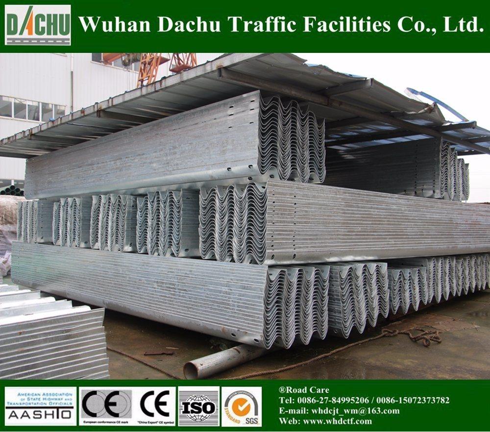 AS NZS 3845-1999 W-Beam Barrier System
