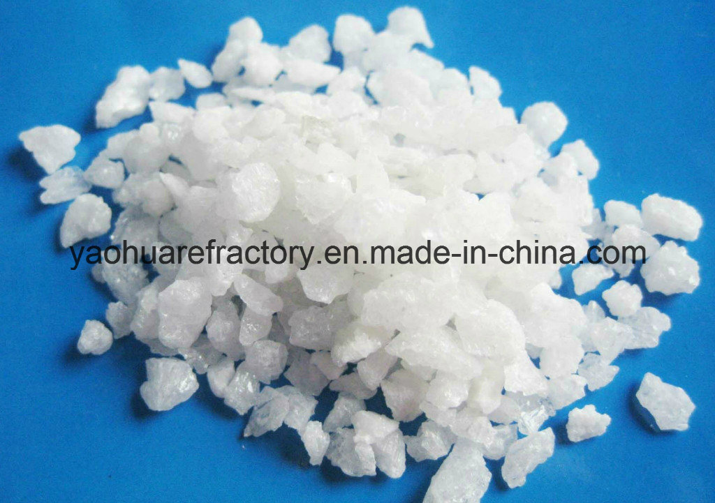 White Fused Alumina for Metallurgy Materials and Abrasive Materials