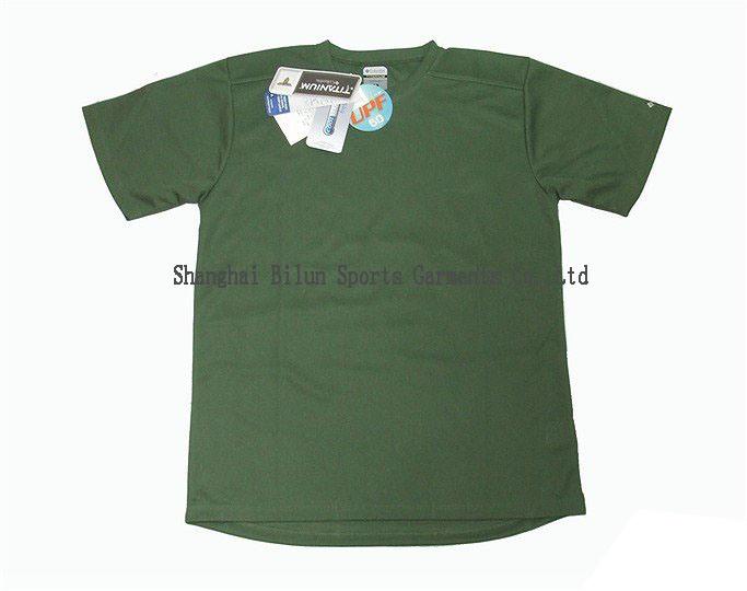 China Quick Dry T Shirts China Coolmax T Shirts Quick