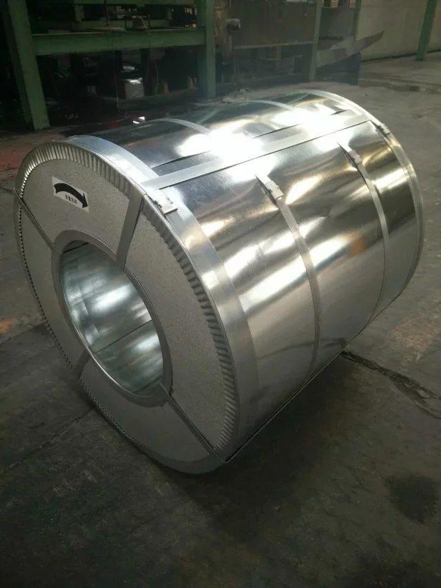 High Quality HDG Gi for Steel Tube