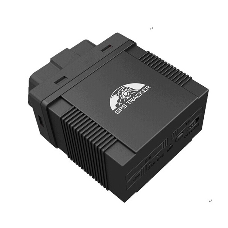 2.4G Attendance Management SMS Tracking Car Vechile GPS Tracker OBD2 Scanner