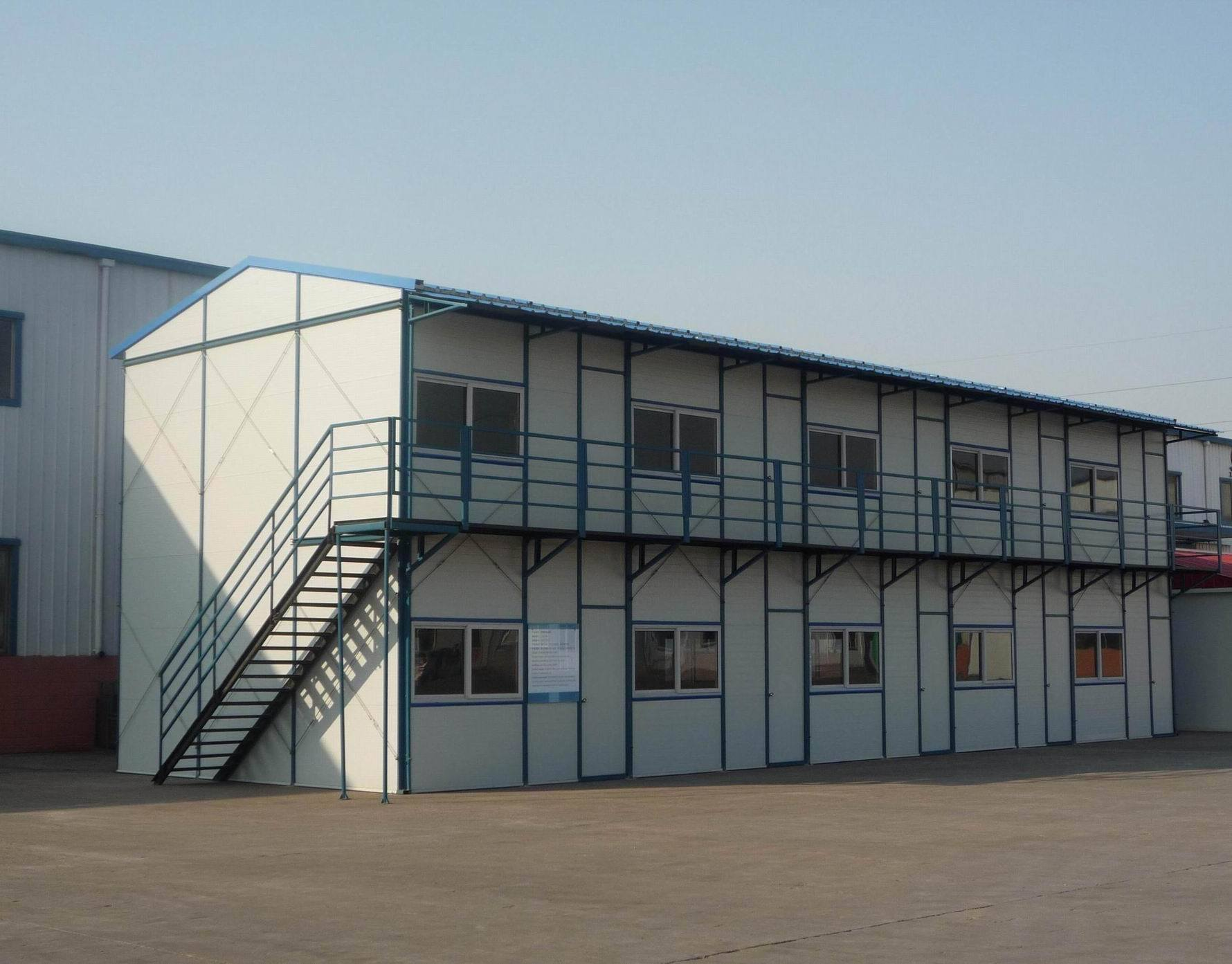 Portable Dwellings china prefabricated house /portable dwellings (ph-37)  photos