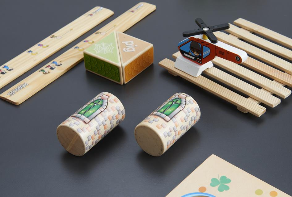 Heat Transfer Film for Wooden Toys