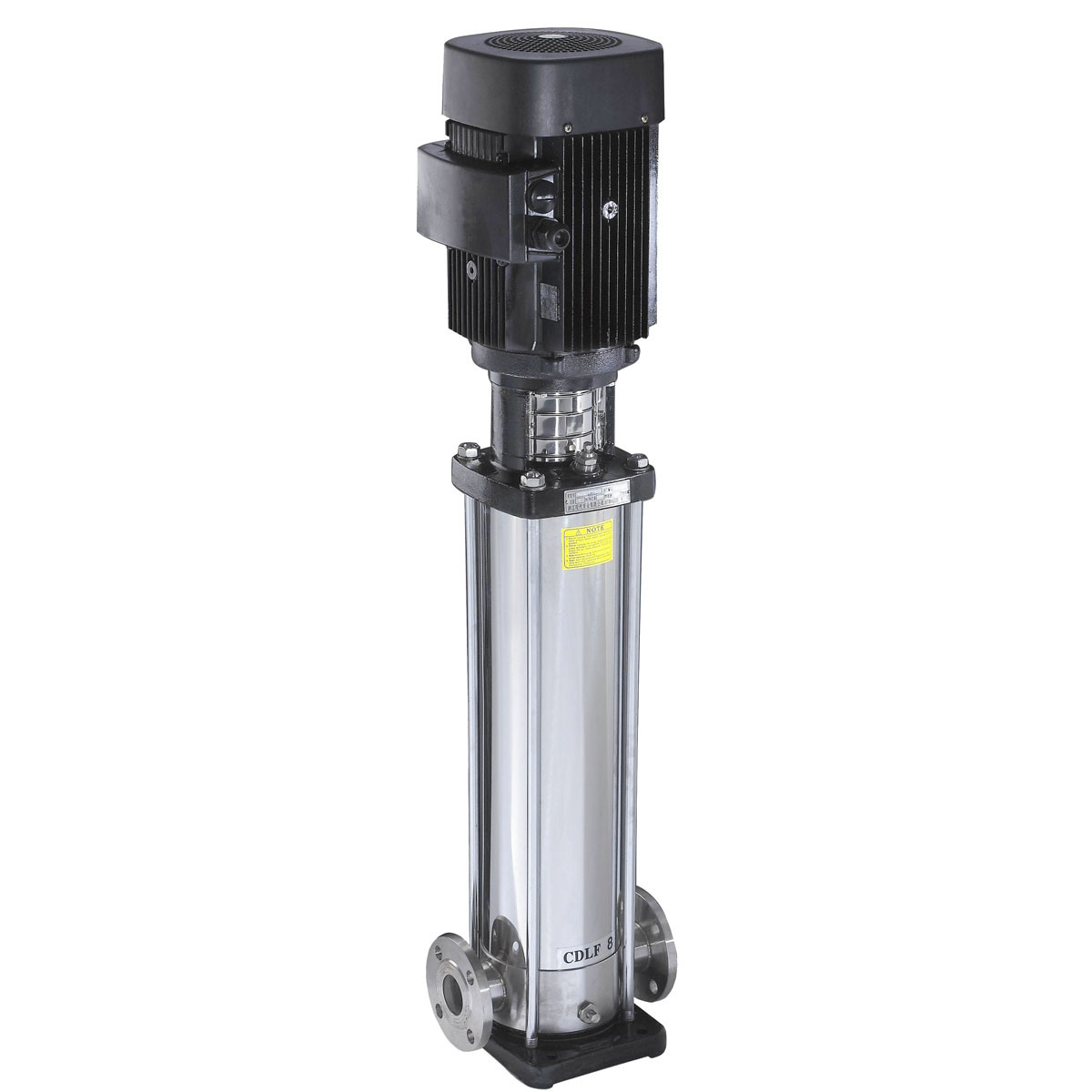 China stainless steel vertical multistage pump cdlf