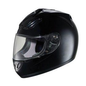 Kacige Motorcycle-Helmet-Hawk-Black-