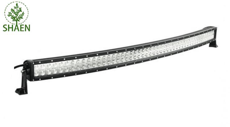 "High Power 50"" 288W CREE LED Work Light Bar DC"