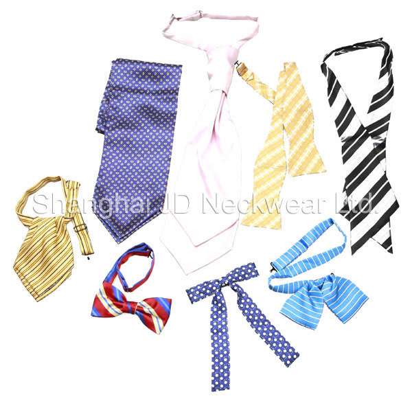 China Different Types of Bow Ties / Cravats/ Ascots - China Bow ...