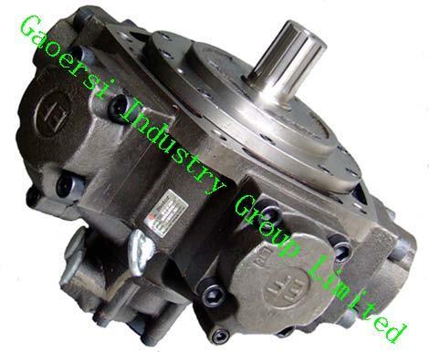 China Hydraulics Hydraulic Motors Staffa Hydraulic Motor