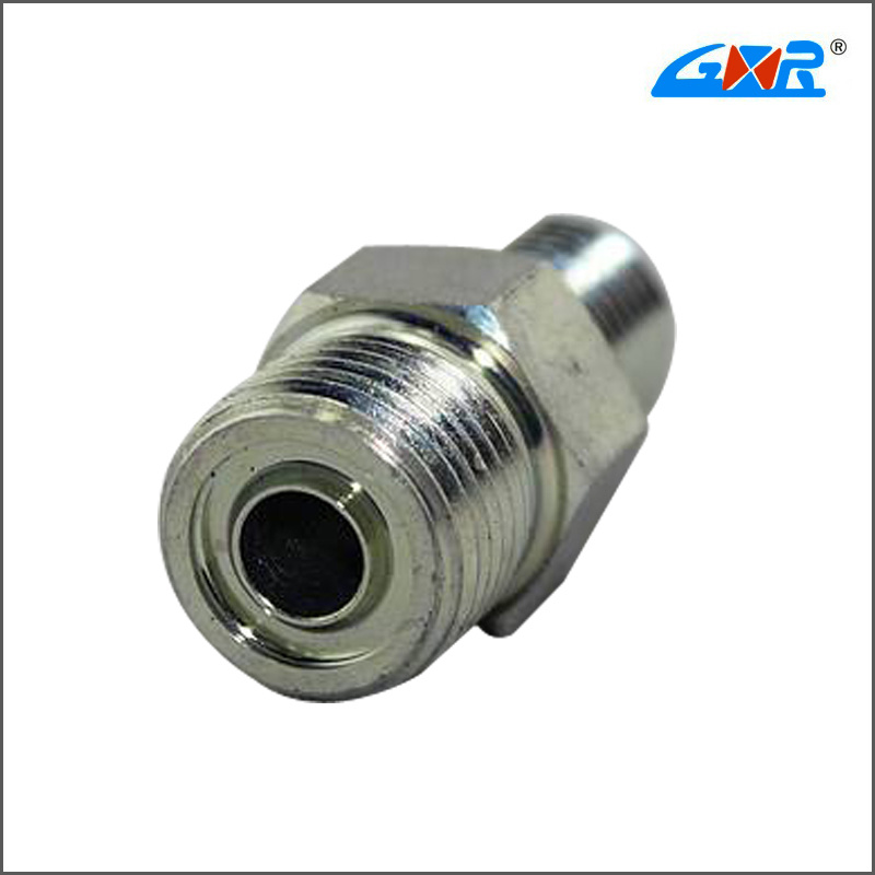 Bsp Male 60 Degree Seat Orfs Male Hose Connector (XC-1BF)