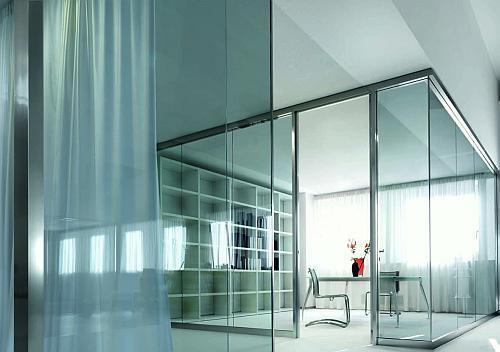 Aluminum Glass Handrail (railings & handrails)