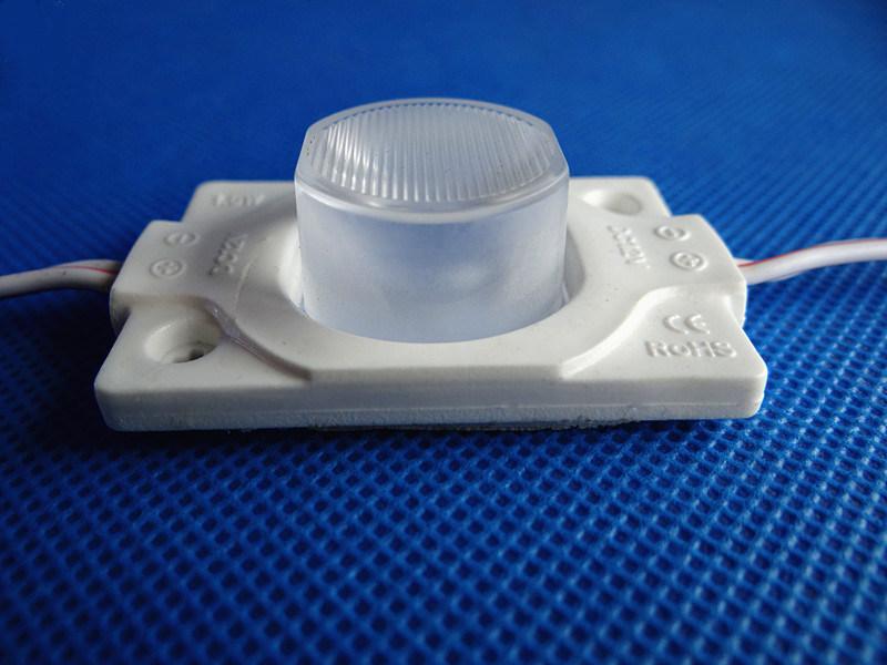 Cone Len Waterproof LED Module for Lightbox/Edge Emitting