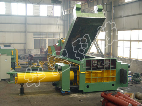 Hydraulic Scrap Steel Baling Machine
