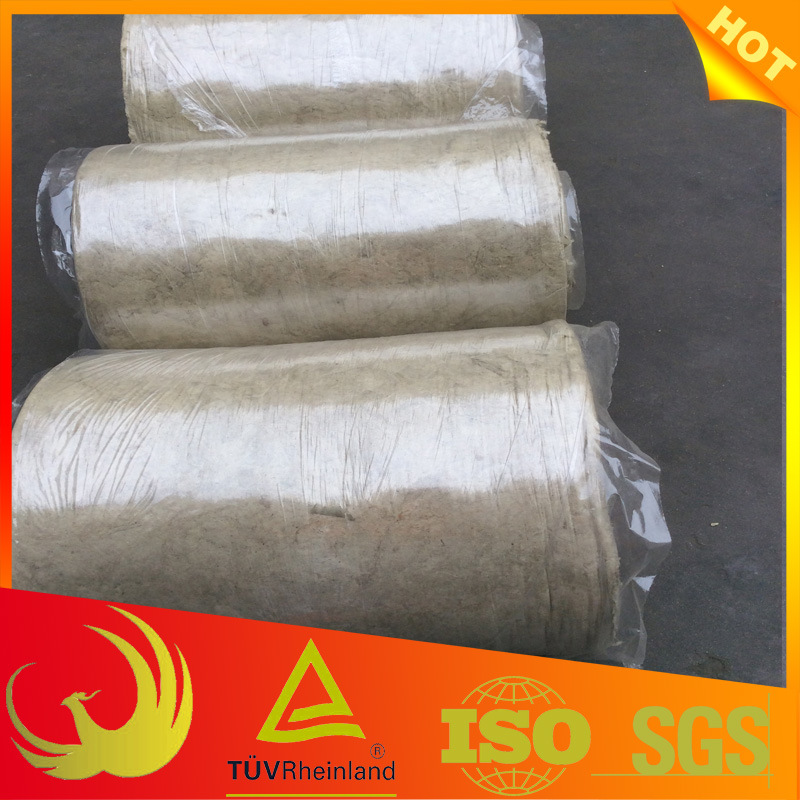 Building Material Fireproof Thermal Insulation Rock-Wool Blanket