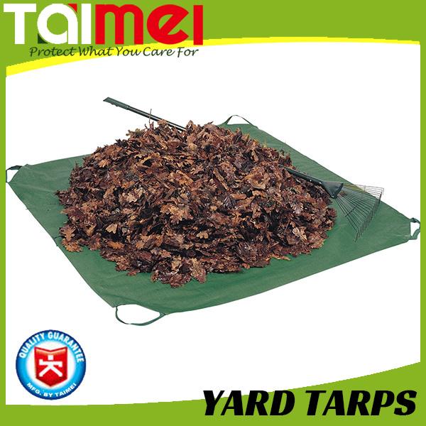 UV Treated Durable Yard Tarp for Gardening