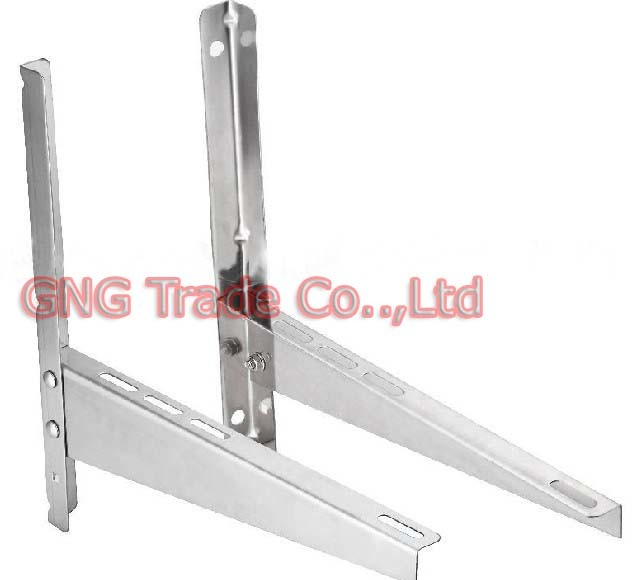 China stainless steel air conditioner brackets l