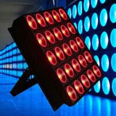 25*10W RGBW 4in1 LED Matrix Light /Effect Light
