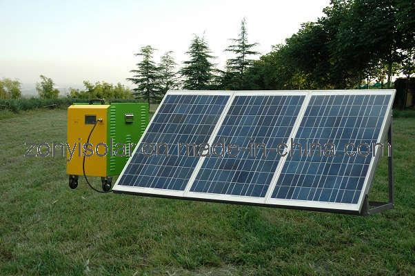 Solar Power System (1000W-5000W)