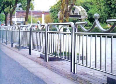 Stainless Steel Handrail for Park