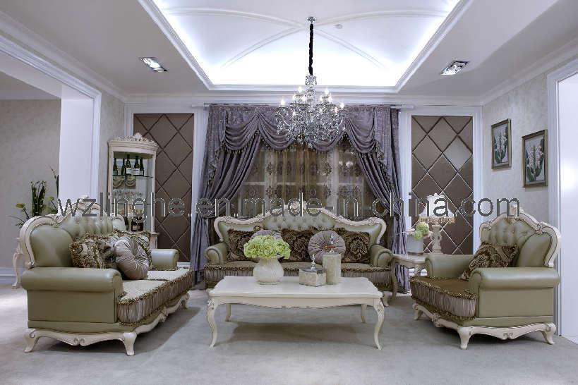 Mobilia di lusso neoclassica della camera da letto for Mobilia in inglese