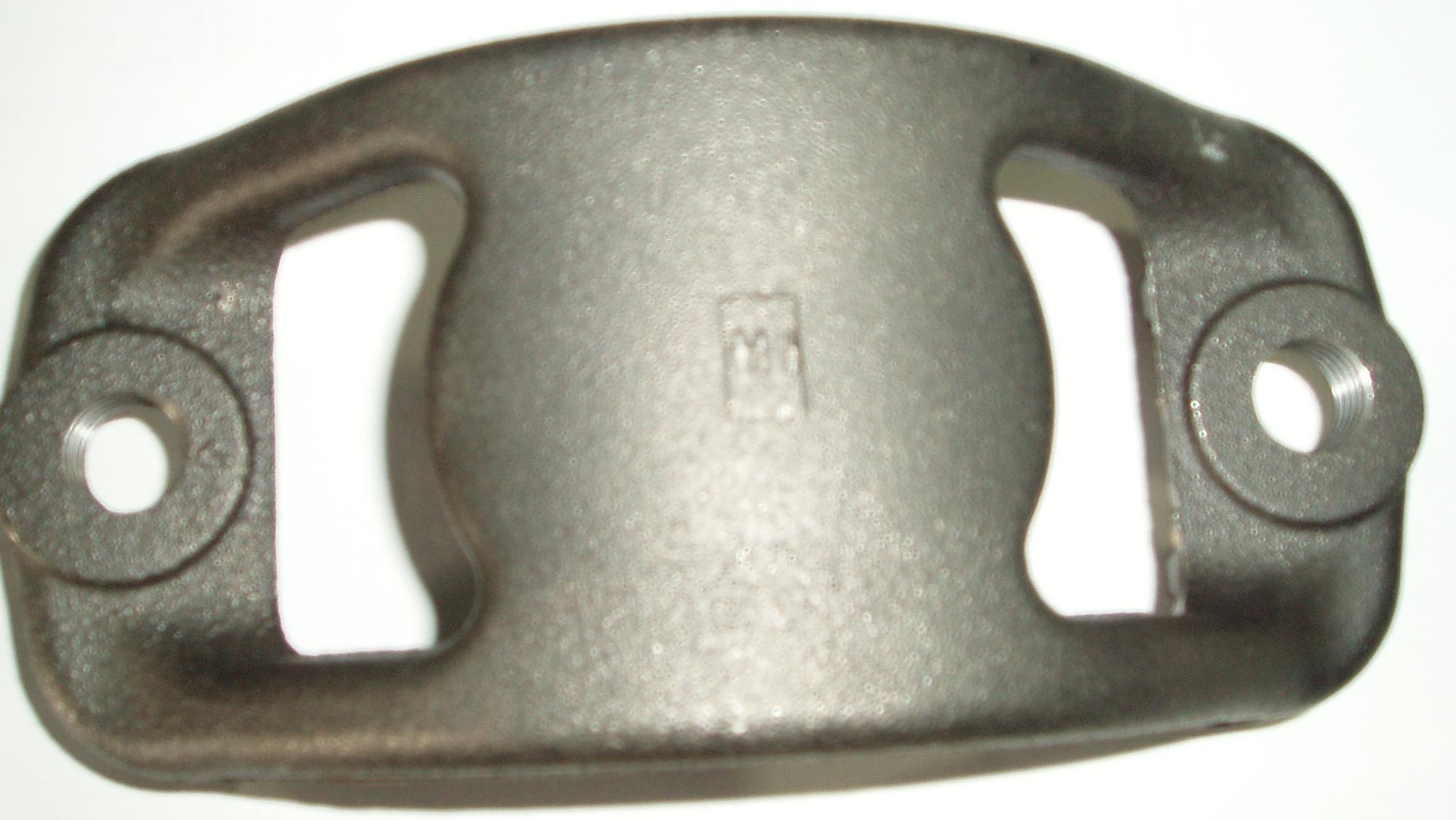 China pipe saddles ductile iron part