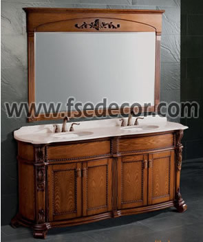 BATHROOM VANITIES | SINGLE  DOUBLE BATHROOM VANITY CABINETS