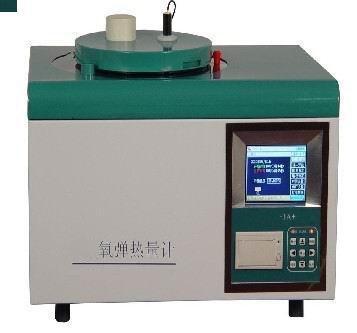 Automatic Oxygen Bomb Calorimeter, ASTM D240