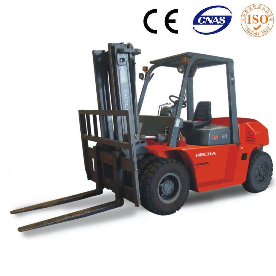 3.5ton Automatic Diesel Forklift Trucks with Isuzu Engine
