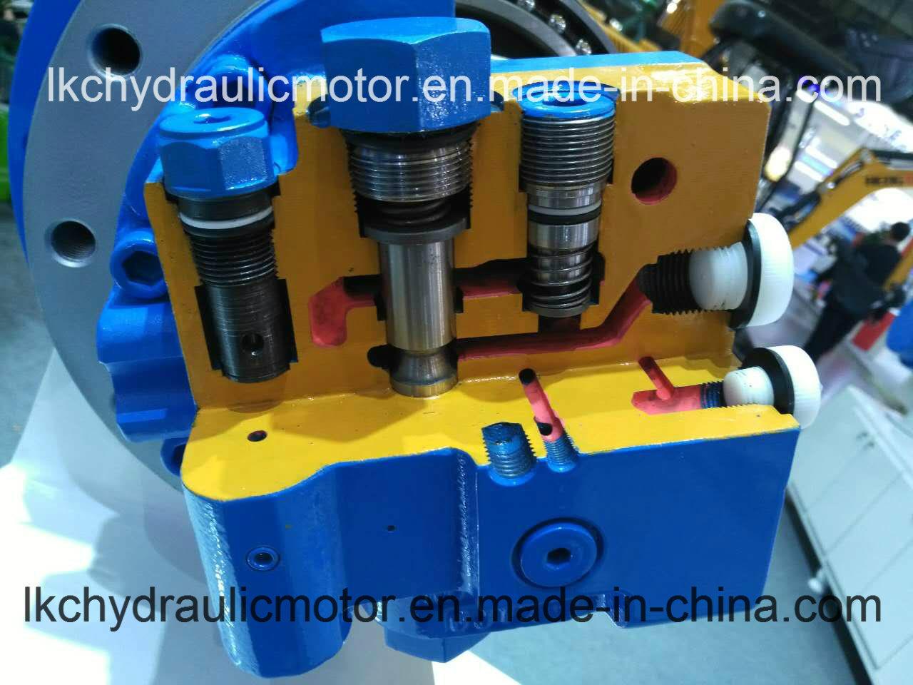 Final Drive Hydraulic Travel Motor for 0.8t~36t Crawler Equipment (LTM02 ~LTM60)