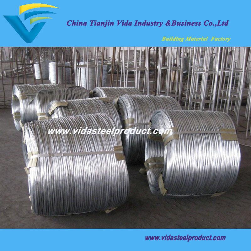 Aluminum Zinc Wire/Zinc Aluminum Alloy Wire