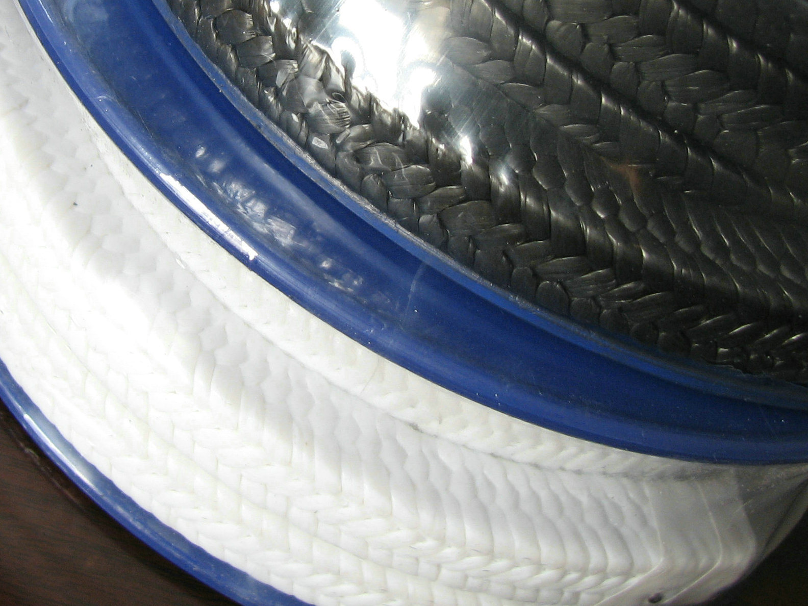 PTFE Packing, PTFE Seal with White/ Black