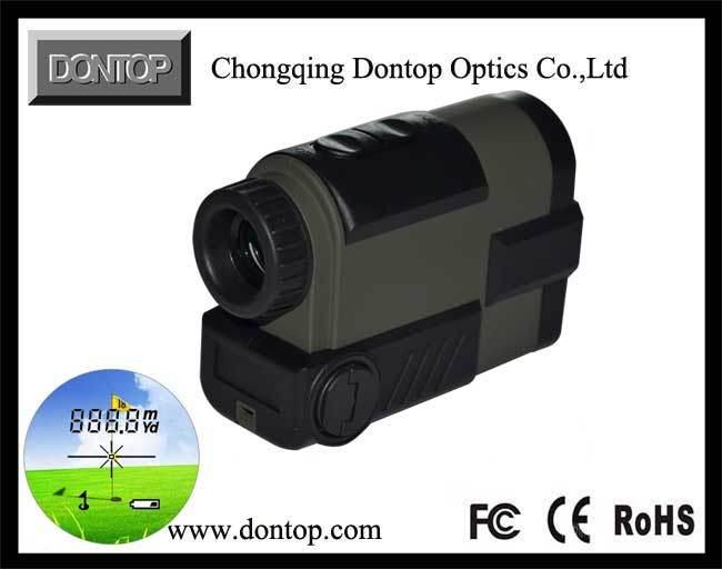 400m Waterproof Laser Rangefinder Monocular (LR060WG)
