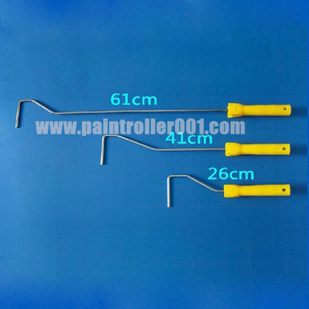 "4""EU Stick Metal Paint Roller Frame of 41cm or 61cm"