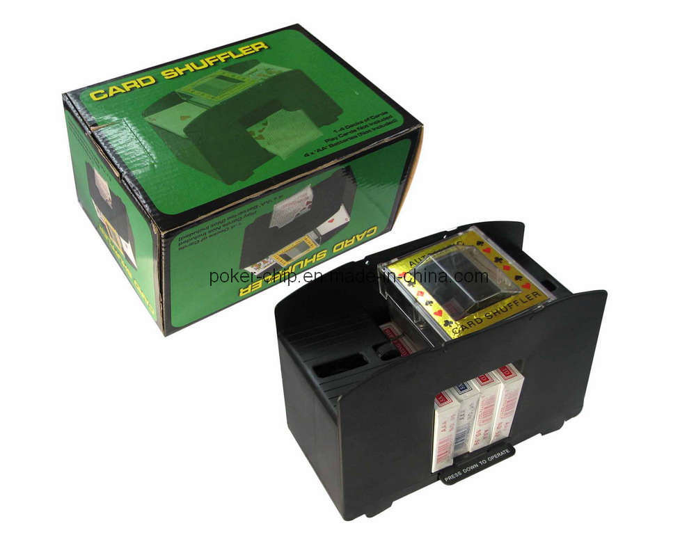 4decks of Automatic Card Shuffler Machine (SY-Q05)