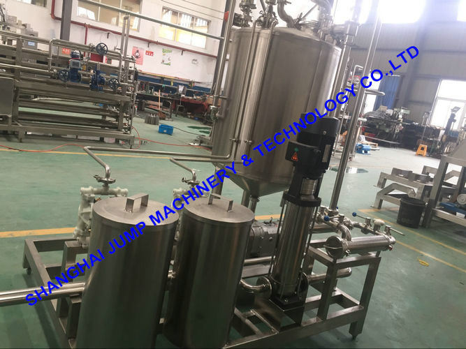 Advanced Technique Fruit Paste Production Line