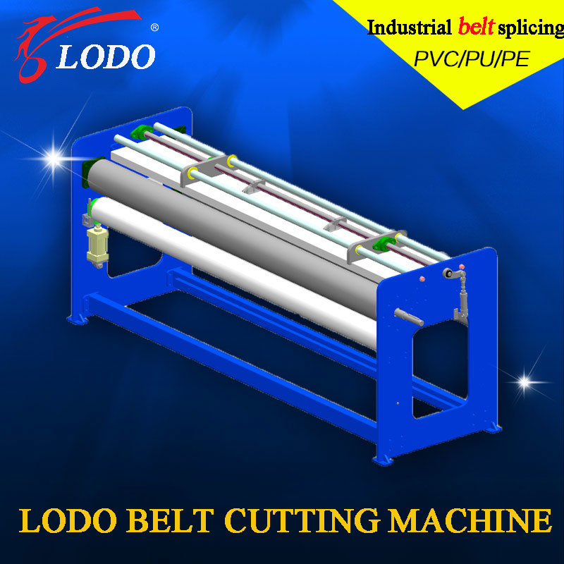Cutting Machine for Conveyor Belt