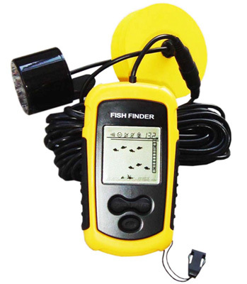 Portable Fish Finder on Portable Fish Finder  Ksff1108    China Fishing Fish Finder