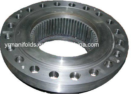 Flange for Manifolds, Booster Set