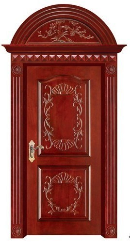 New Door Designs Wooden Door Frames Fabricated Imported Teak Wood